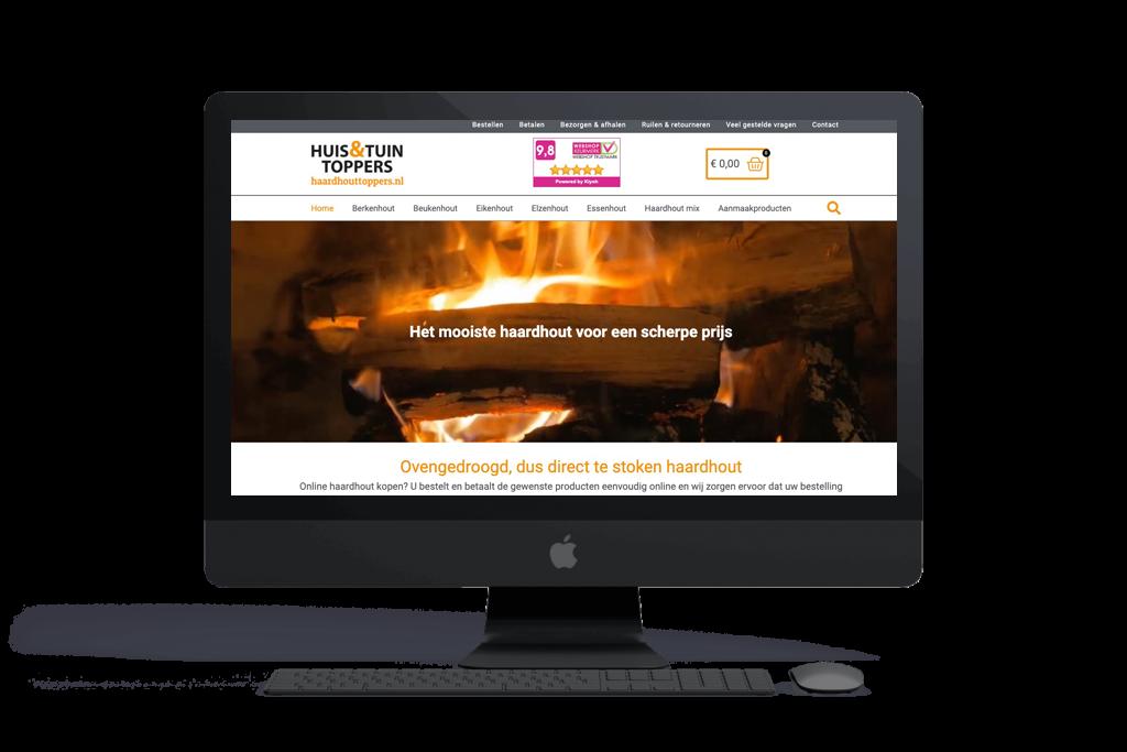 Wat kost een website of webshop