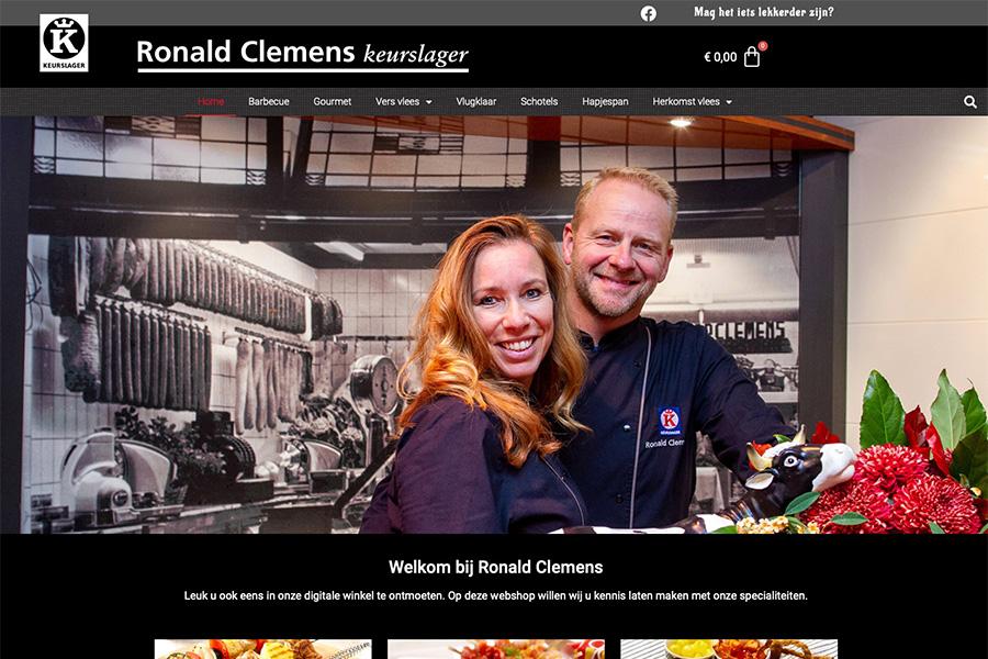Ronald clemens